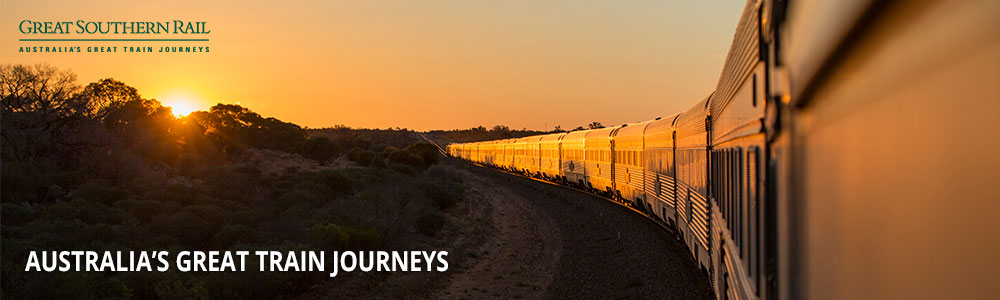 Great Southern Rail - Australia's Great Train Journeys