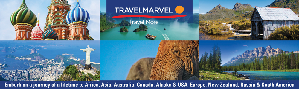 Travel Marvel - Embark on a journey of a lifetime.